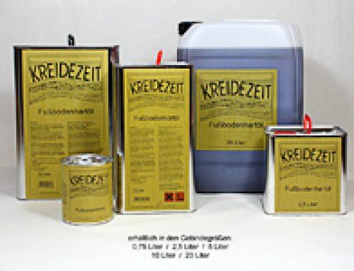 Eļļa grīdai  (Fussbodenhartoil art.nr. 310-314)